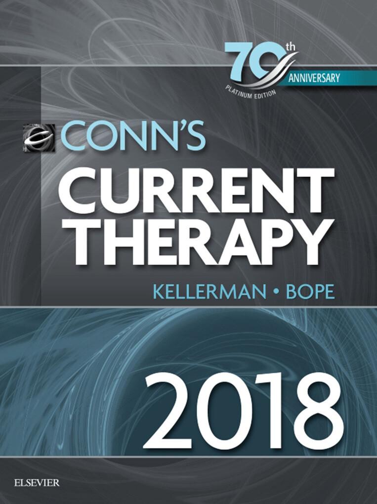 Conn´s Current Therapy 2018 E-Book als eBook Do...