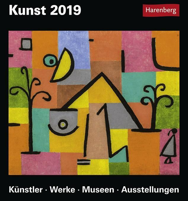 Kunst - Kalender 2019