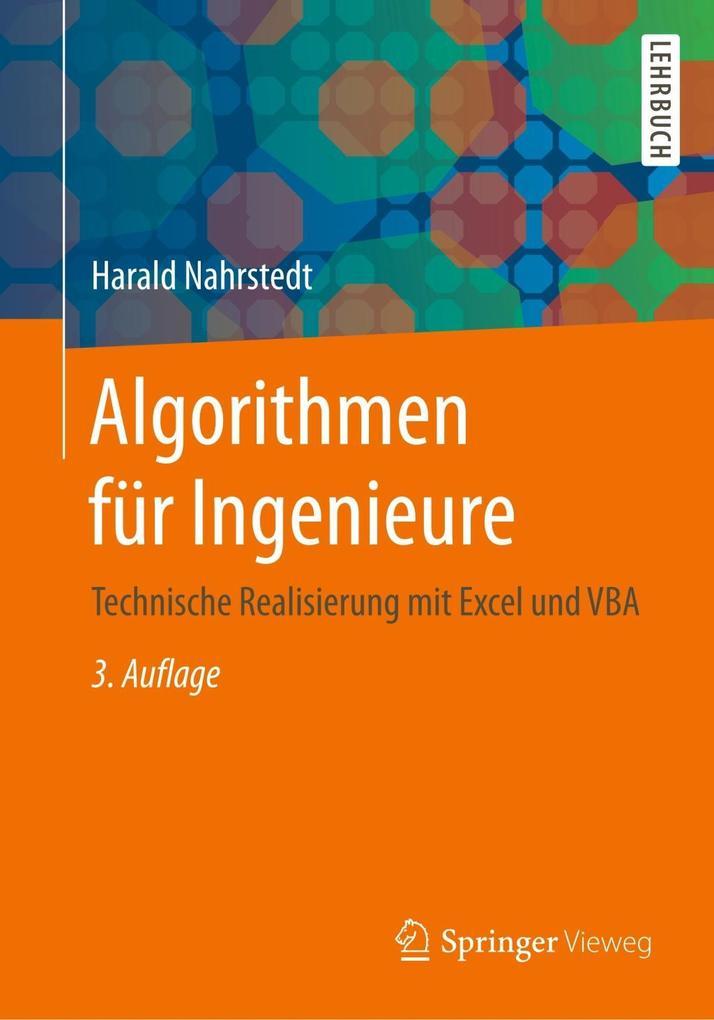 Algorithmen für Ingenieure als Buch von Harald ...