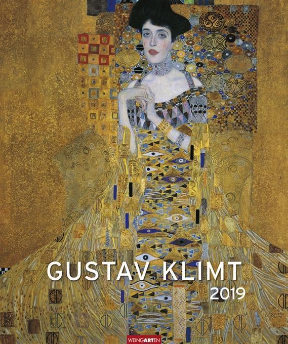 Gustav Klimt - Kalender 2019