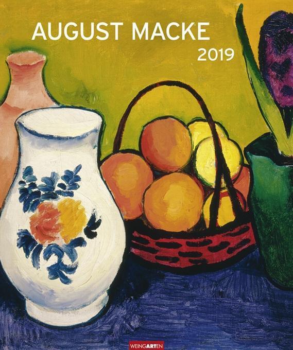 August Macke - Kalender 2019