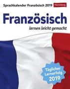 Sprachkalender Französisch 2019