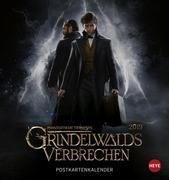 Grindelwalds Verbrechen Postkartenkalender - Kalender 2019