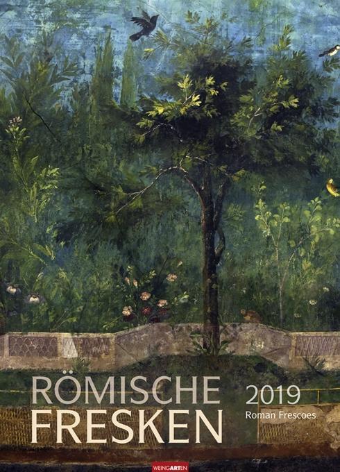 Römische Fresken - Kalender 2019