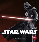 Star Wars 2019. Postkartenkalender
