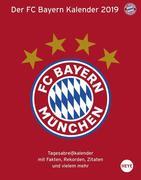 FC Bayern München Tagesabreißkalender 2019