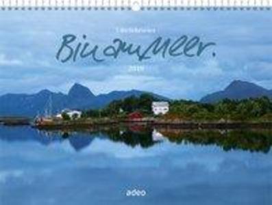 Bin am Meer 2019 - Wandkalender