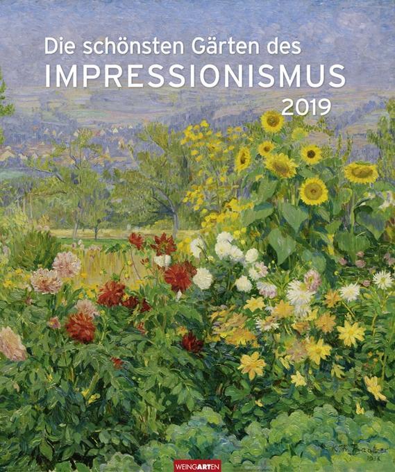 Die schönsten Gärten des Impressionismus Editio...