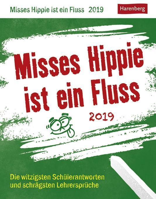 Misses Hippie ist ein Fluss 2019