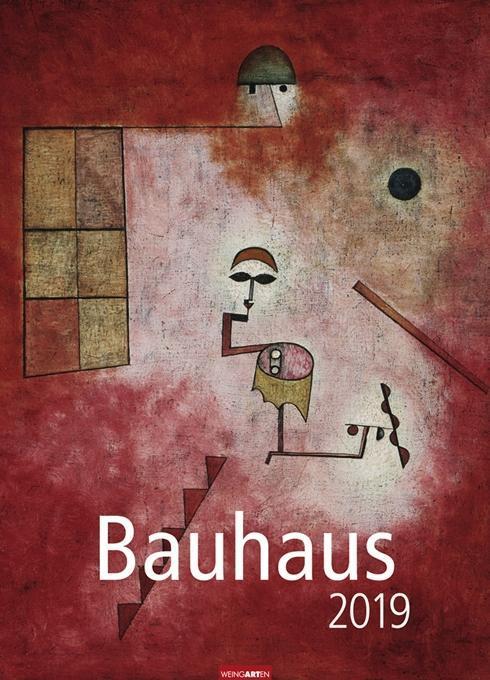 Bauhaus - Kalender 2019