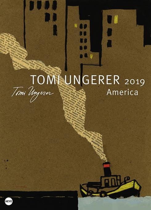 Tomi Ungerer Edition - Kalender 2019