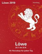 Sternzeichenkalender Löwe 2019