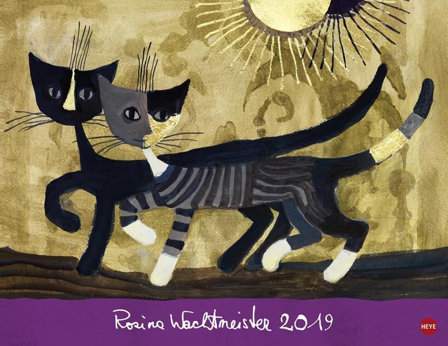 Rosina Wachtmeister Posterkalender 2019