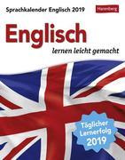 Sprachkalender Englisch 2019