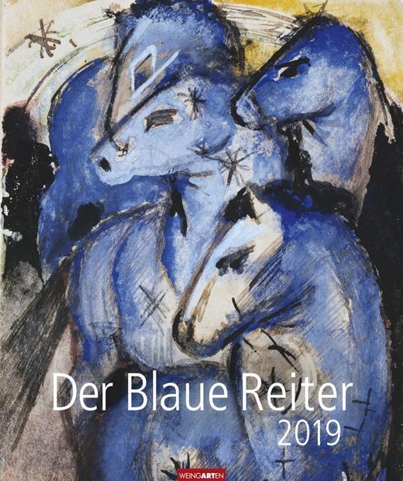 Der Blaue Reiter - Kalender 2019