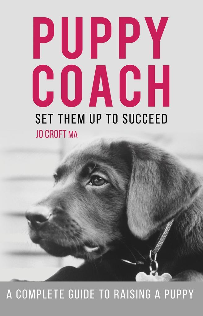 Puppy Coach als eBook Download von Jo Croft MA