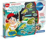 Clementoni - Galileo - Der Lebenszyklus eines Frosches
