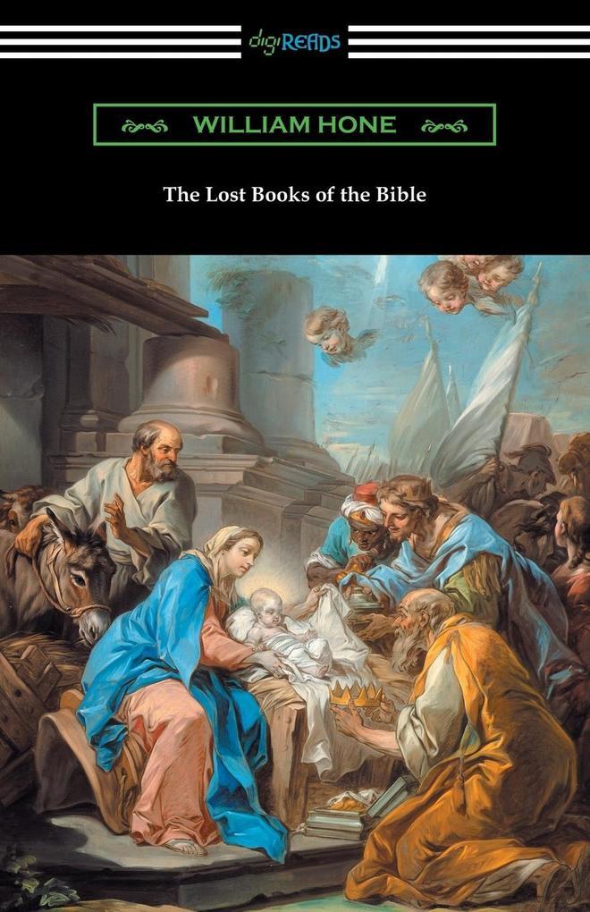 The Lost Books of the Bible als Taschenbuch von
