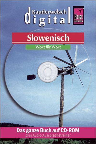 Slowenisch Wort für Wort. Kauderwelsch digital....