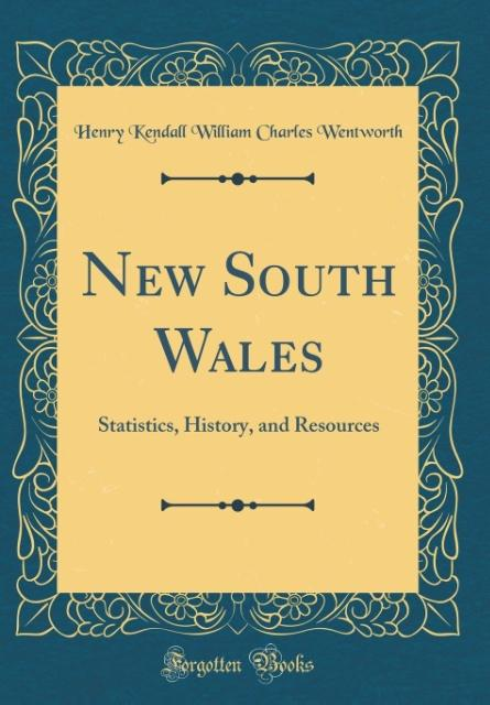 New South Wales als Buch von Henry Kendall Will...