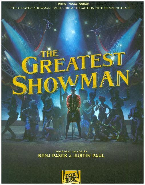 The Greatest Showman - Piano, Vocal & Guitar als Taschenbuch