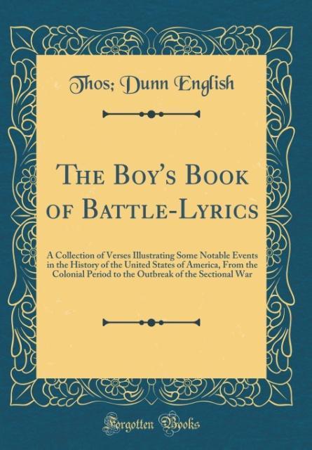 The Boy´s Book of Battle-Lyrics als Buch von Th...