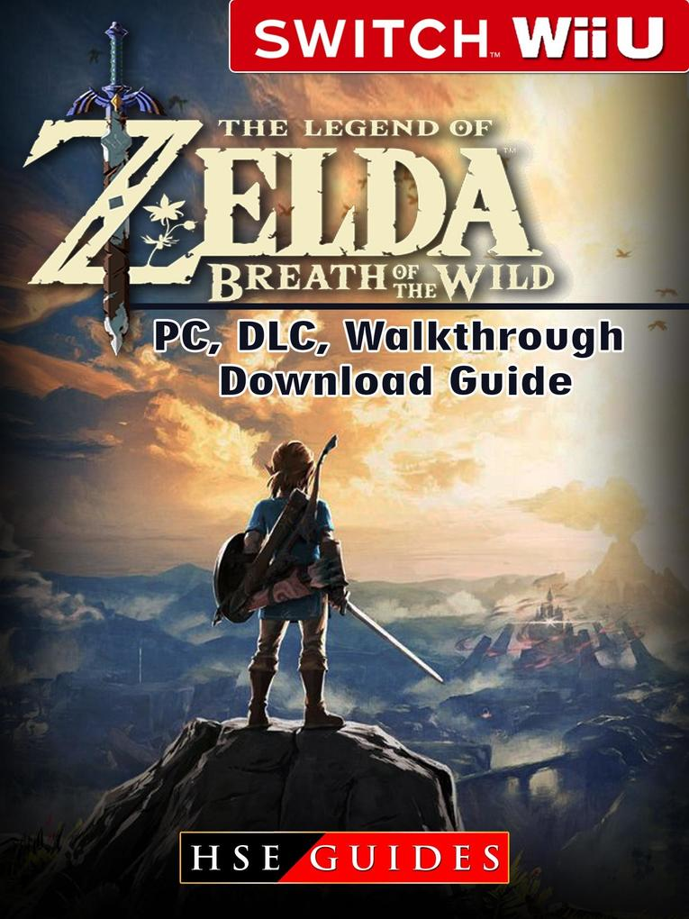 The Legend of Zelda Breath of the Wild Nintendo...