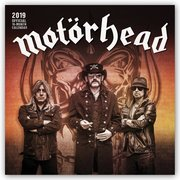 Motörhead 2019 - 18-Monatskalender