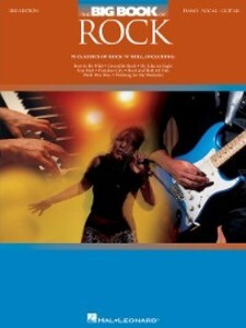 The Big Book of Rock als eBook Download von