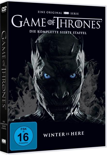 Game of Thrones - Staffel 07 als DVD