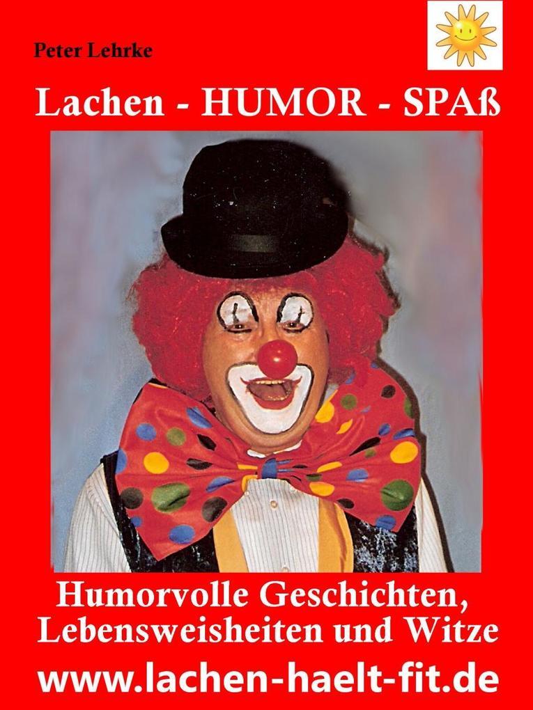 Lachen - Humor - Spaß als eBook Download von Pe...