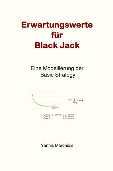 Erwartungswerte für Black Jack als Buch (kartoniert)