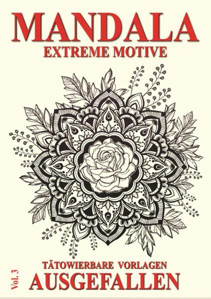 Mandala Vol 3 Extreme Motive Buch Gebunden