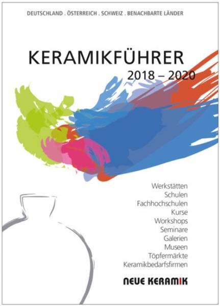 Keramikführer 2018 - 2020 als Buch von