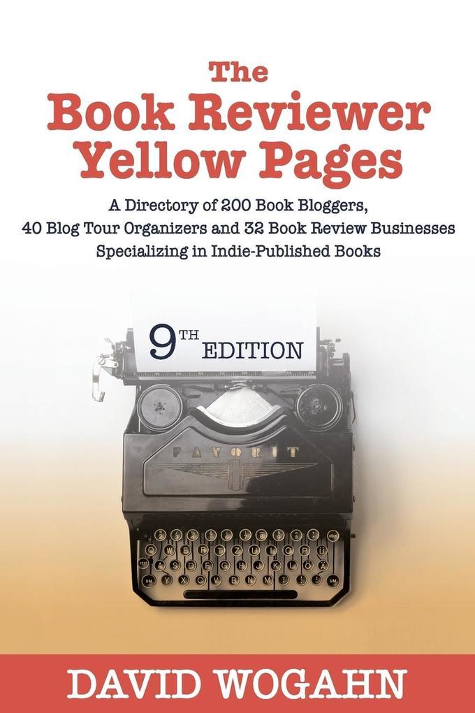The Book Reviewer Yellow Pages als Taschenbuch von