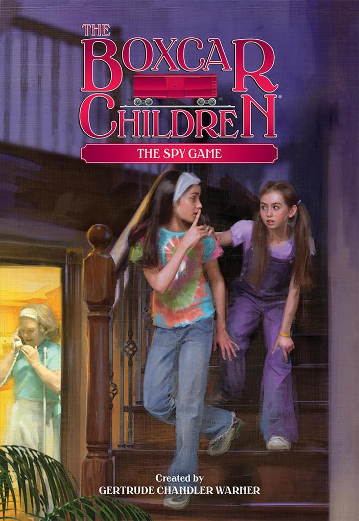 The Spy Game als eBook Download von Gertrude Ch...
