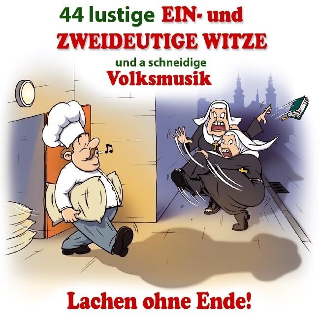 44 lustige Ein-u.Zweideutige Witze u.VM