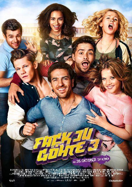 Fack Ju Göhte 3 als DVD