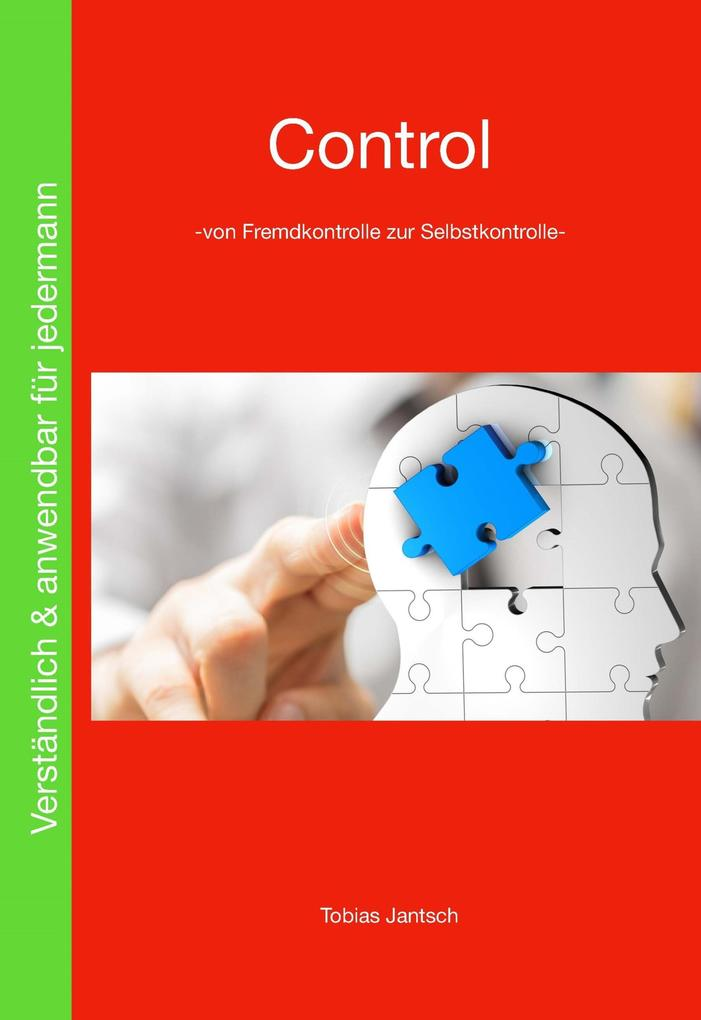 Control als eBook Download von Tobias Jantsch