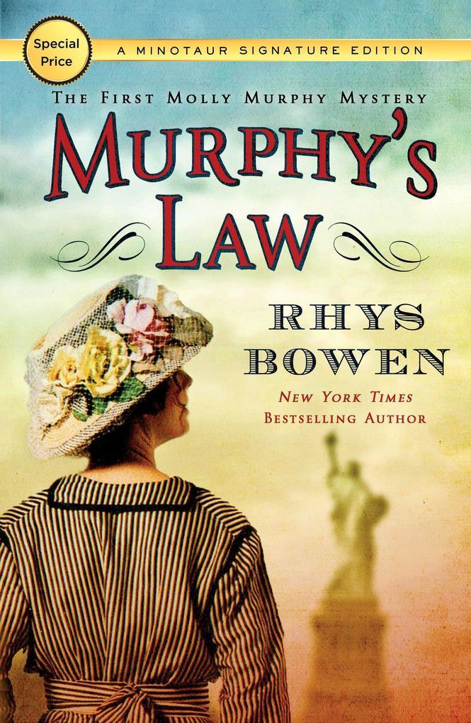Murphy's Law: A Molly Murphy Mystery als Taschenbuch