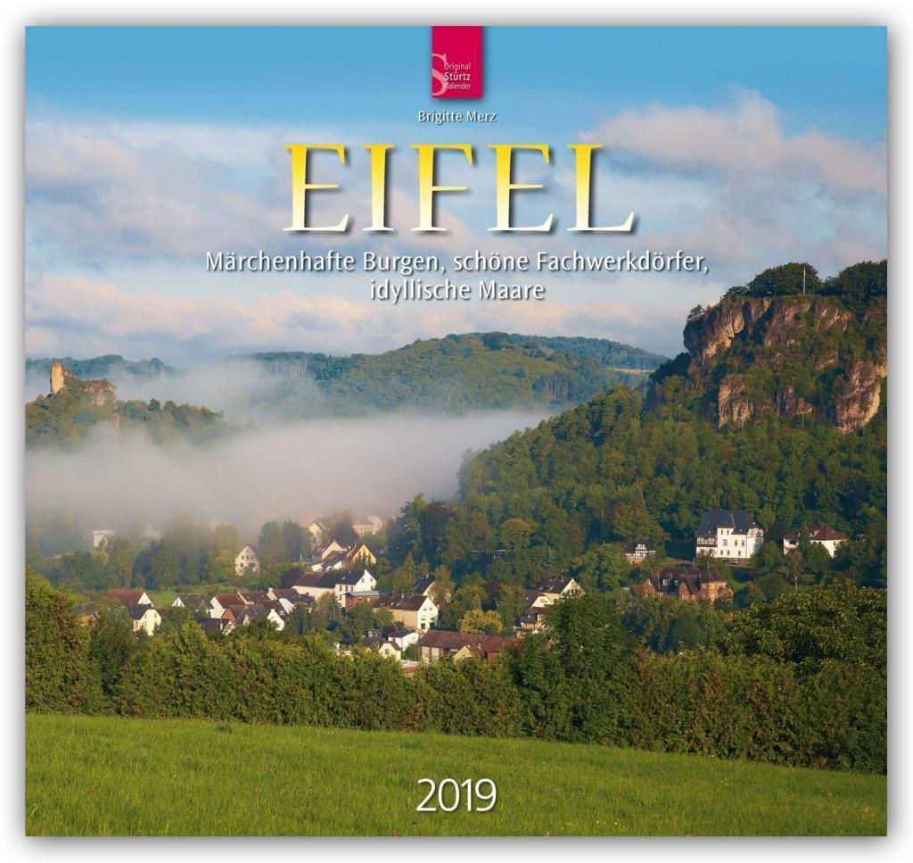 Eifel 2019 - Schöne Fachwerkdörfer, märchenhaft...