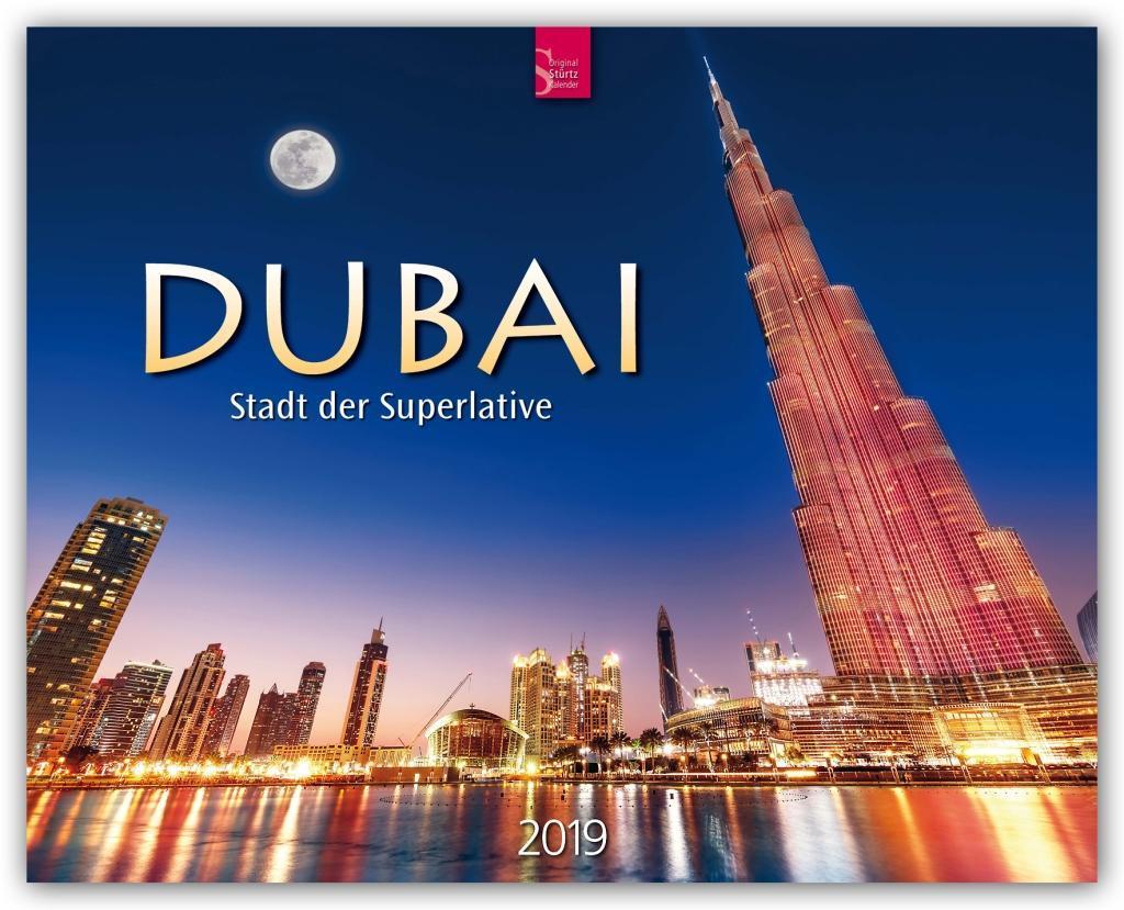 Dubai - Stadt der Superlative 2019
