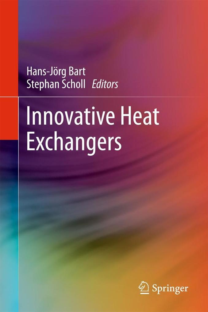 Innovative Heat Exchangers als eBook Download von