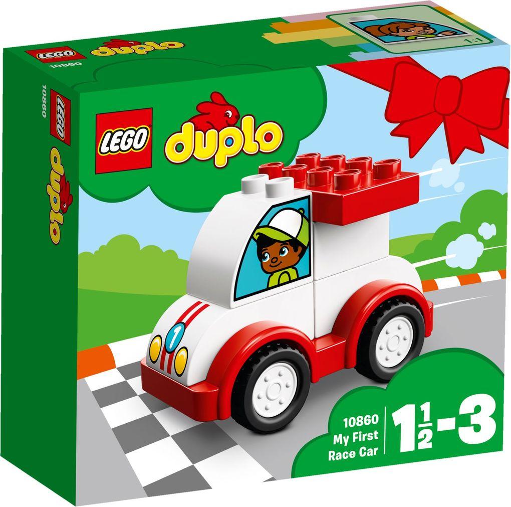 LEGO® DUPLO® 10860 - Mein erstes Rennauto als Spielwaren