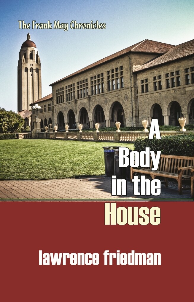 A Body in the House als eBook Download von Lawr...