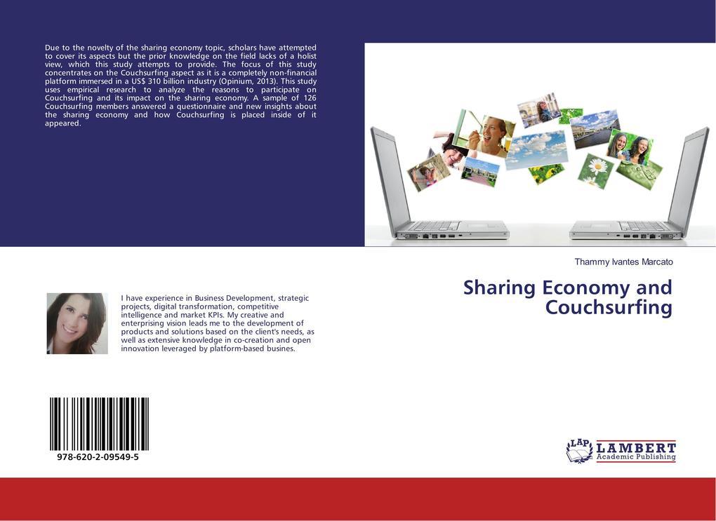 Sharing Economy and Couchsurfing als Buch von T...