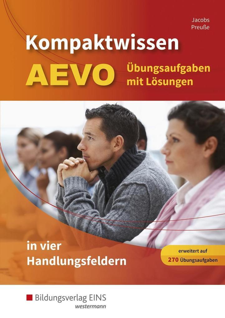 Kompaktwissen AEVO. Übungsaufgaben mit Lösungen als Buch
