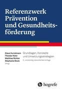Referenzwerk Prävention und Gesundheitsförderung