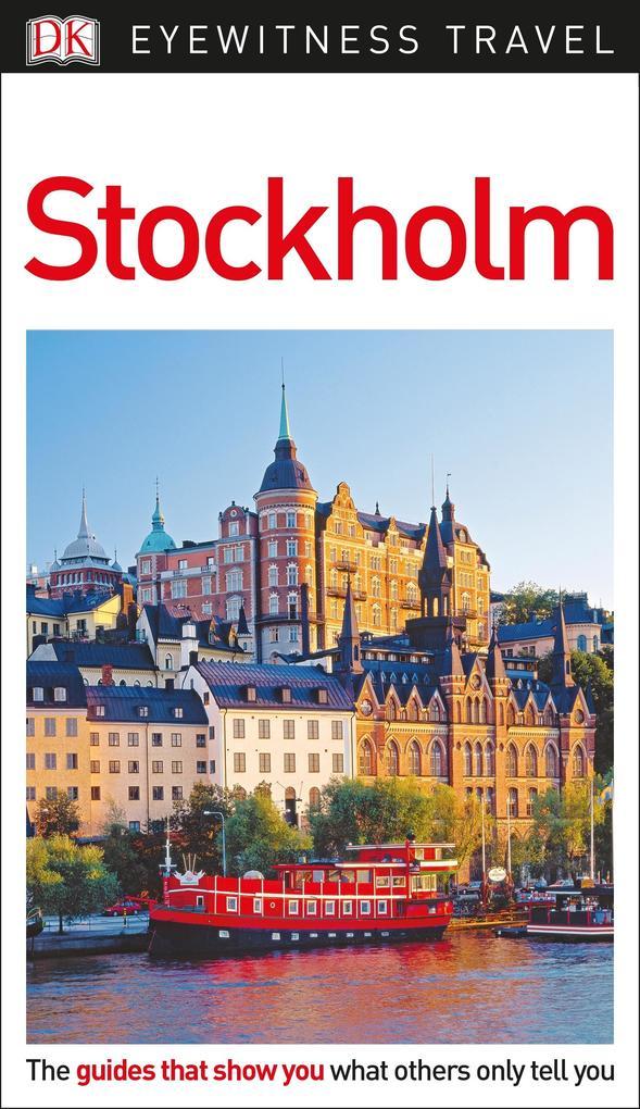DK Eyewitness Travel Guide Stockholm als eBook ...
