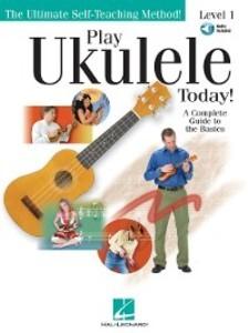 Play Ukulele Today! als eBook Download von Barr...